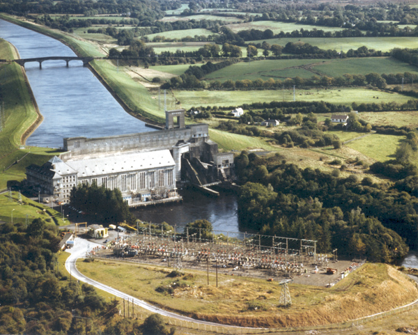 Ardnacrusha Generating Station 01 - Representative View