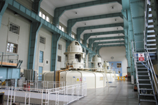Ardnacrusha Generating Station 03 - Turbine Hall (2009)