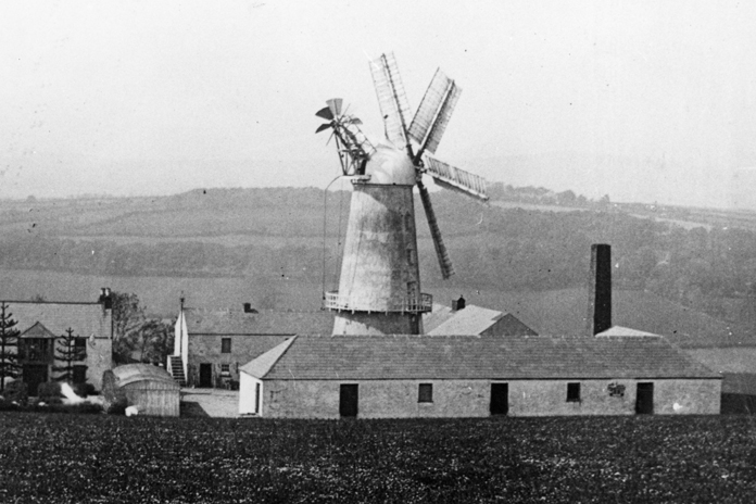 Ballindrait Mill, County Donegal 03 - Archival Photograph
