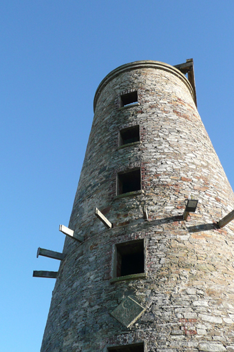 Ballindrait Mill, County Donegal 09 – Tower