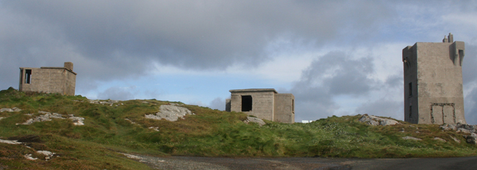 "Lookout Post 04 – ""LOP 80"", Malin Head, County Donegal"