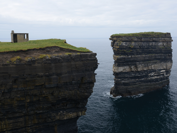 "Lookout Post 07 – ""LOP 64"", Downpatrick Head, County Mayo"