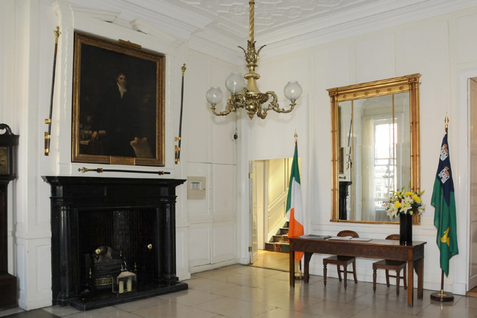 Mansion House, Dublin 04 - Entrance Hall