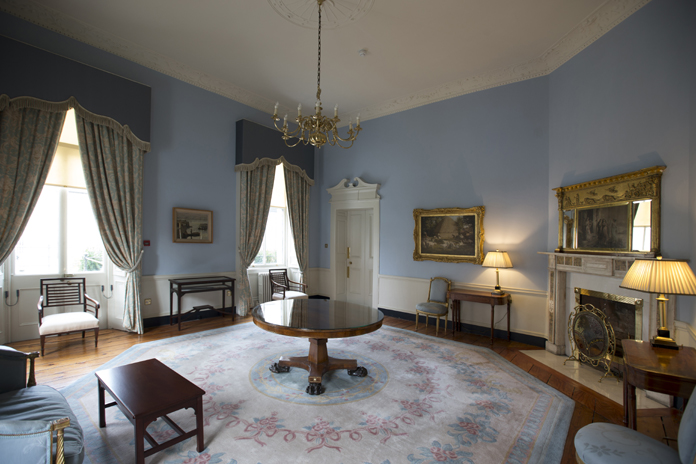 Mansion House, Dublin 05 - Lady Mayoress Parlour