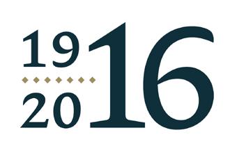 Pearse Museum Rathfarnham 17 - 1916 2016 Logo