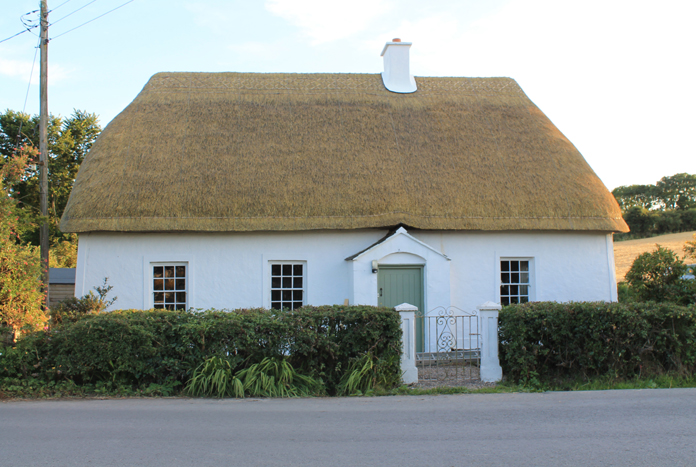 Thatched House, Ballygarran, Wexford 01 - Representative View (2014)