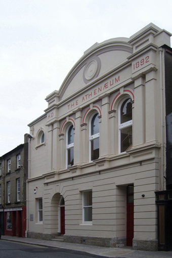 The Athenaeum, Enniscorthy 01 - Representative View