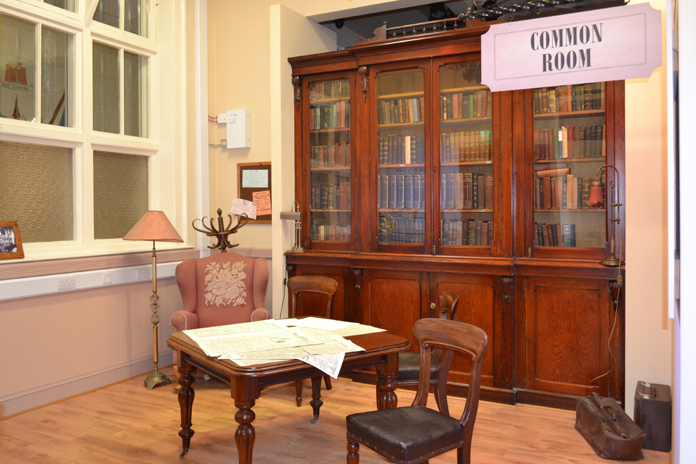 The Athenaeum, Enniscorthy 06 - Common Room