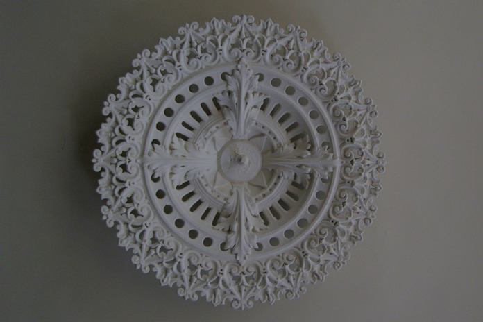 The Athenaeum, Enniscorthy 17 - Main Hall Plasterwork