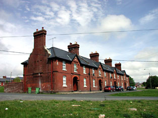 The Hill Curragh Camp County Kildare Buildings Of