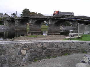 Representative view of bridge.