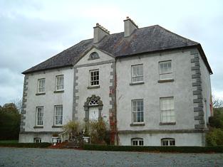 Ballysallagh House County Kilkenny Buildings Of Ireland