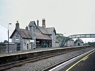 Portarlington Railway Station Station Road County Laois