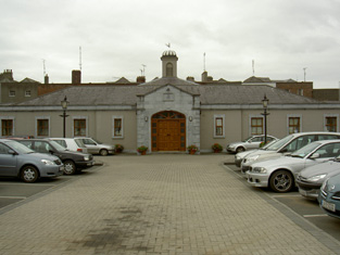 Former court house