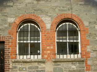 Paired windows, advanced bays