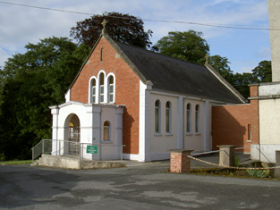 Chapel from south-west