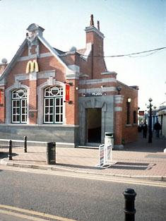 Mcdonald S Trimgate Street Navan County Meath