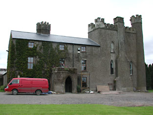skryne castle skreen county meath buildings of ireland national
