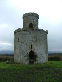 Representative view of tower.