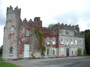 Ballinlough Castle County Westmeath Buildings Of Ireland