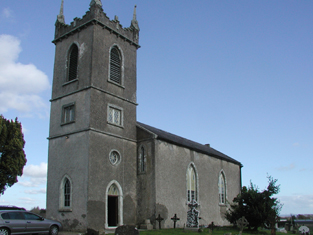 Rathaspick Church Rathaspick County Wexford Buildings