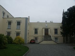 Delgany Carmelite Monastery, Delgany, County Wicklow: Buildings of