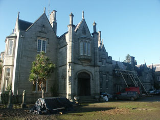 Hollybrook House Bray County Wicklow Buildings Of