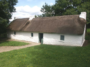 Dwyer Mcallister Cottage County Wicklow Buildings Of