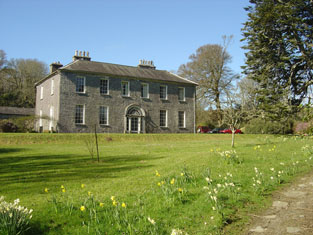 Drishane House Castletownshend County Cork Buildings Of