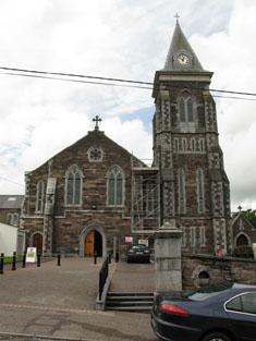 St Coleman S Roman Catholic Church Chapel Street Macroom