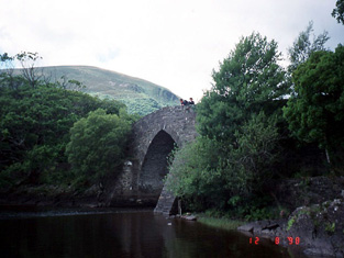 View of bridge from east.