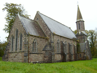 View from north-west.