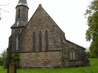 South elevation.