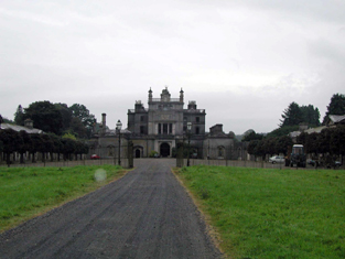 Curraghmore House County Waterford Buildings Of Ireland National