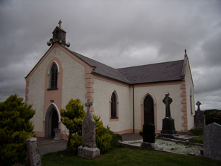 Church from south-west.