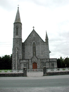 Church Of The Assumption Castlecoote County Roscommon