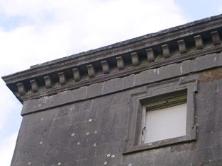 Eaves Detail