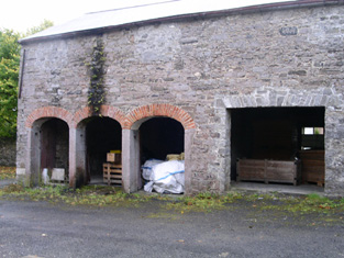 Arched Doorways, Stables