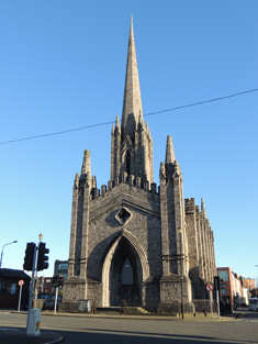 The Black Church Mountjoy Street Saint Mary S Place