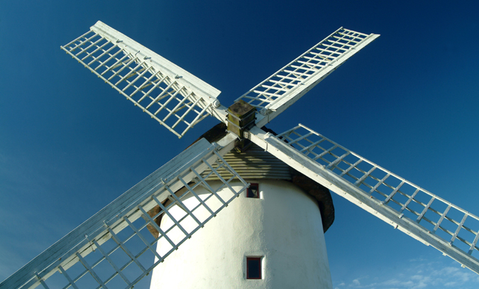 Elphin: Elphin Windmill