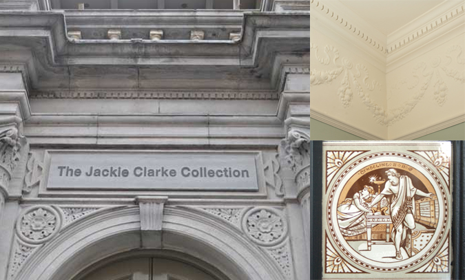 Ballina: The Jackie Clarke Collection