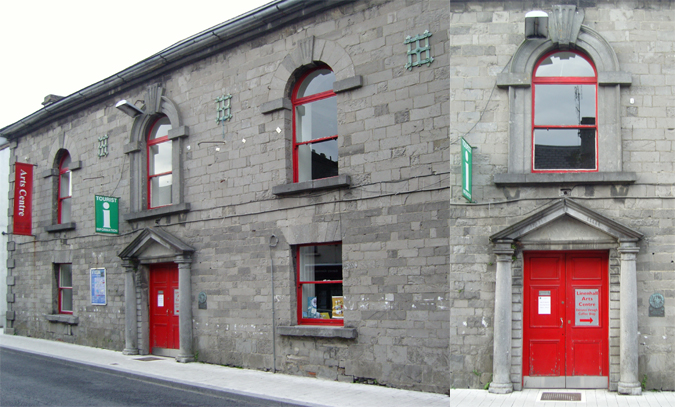 Castlebar: The Linen Hall
