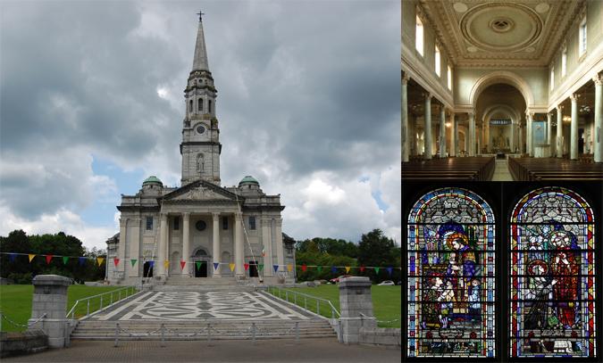 Cavan: Catholic Cathedral of Saints Patrick and Felim