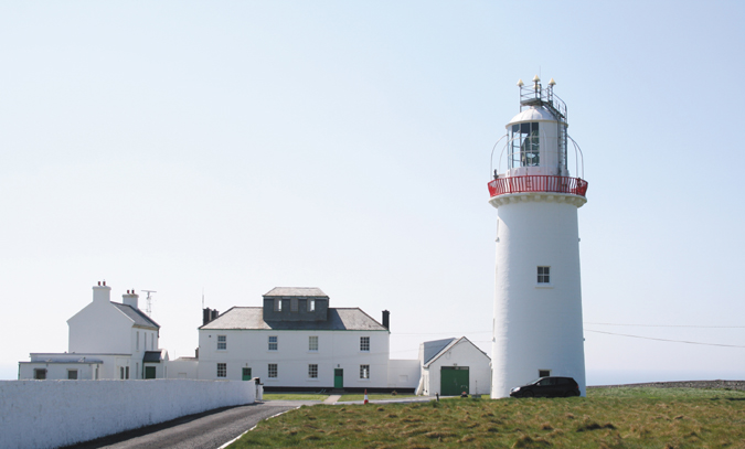 Kilbaha: Loop Head Lighthouse