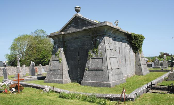 Ruan: O'Loghlen Mausoleum