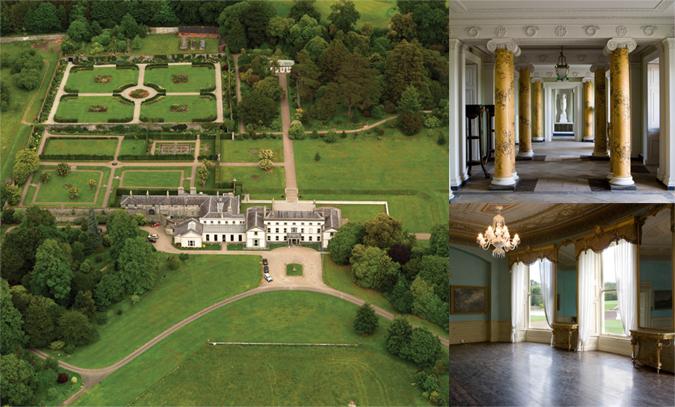 Carrigtwohill: Fota House and Gardens