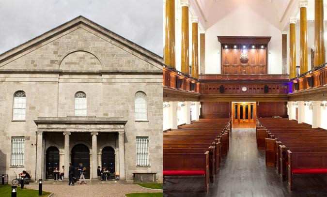 Cork: Triskel Arts Centre