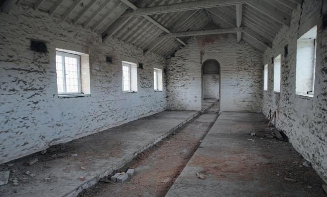 Portumna: Portumna Union Workhouse
