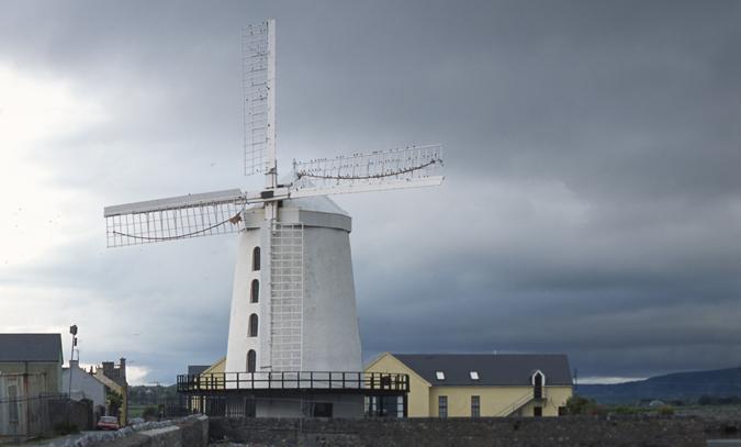 Blennerville: Blennerville Windmill