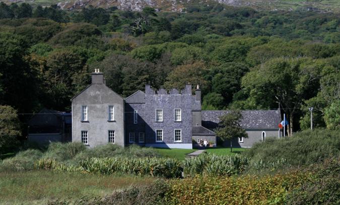 Caherdaniel: Derrynane House
